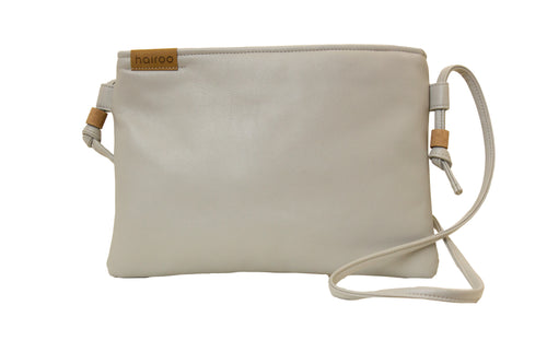 Large Vegan Crossbody Bag