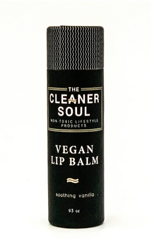 The Cleaner Soul Vegan Lip Balm