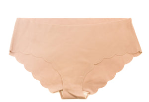 Scalloped Panties 3/$12