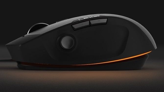 Lexip Pu94 3D mouse TEST : The mouse that replaces all sticks
