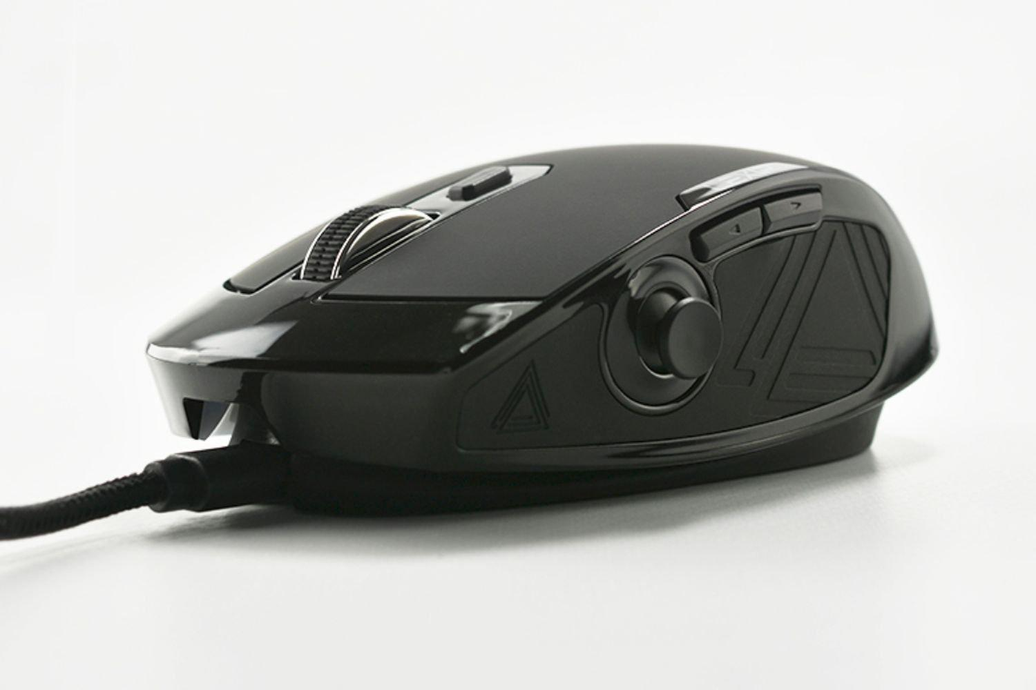 Mini Test: Lexip PU94, the most innovative mouse of the last twenty years