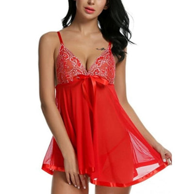Sexy Hot Erotic  Babydoll Lingerie
