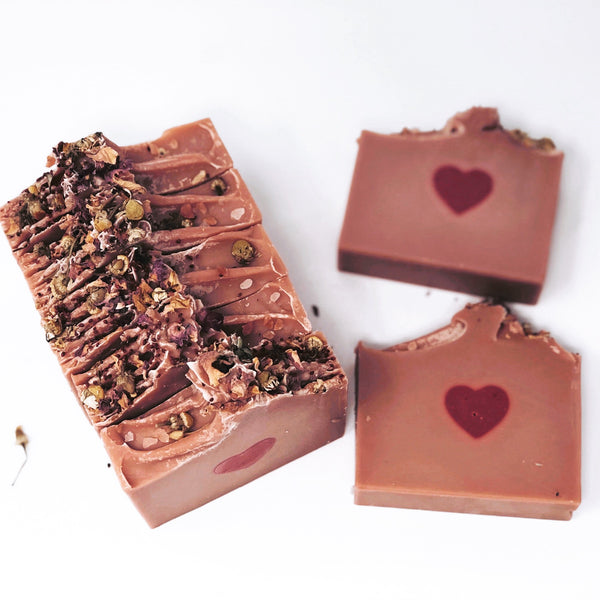 Seductive Rose Handmade Artisan Soap