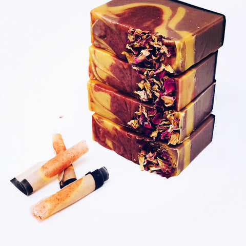 Hawaiian Sunset Handmade Artisan Soap