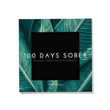 Load image into Gallery viewer, 100 Days sober - Journal your way into Sobriety