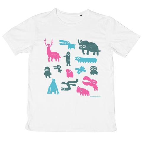 Creatures Menagerie Men's Tee