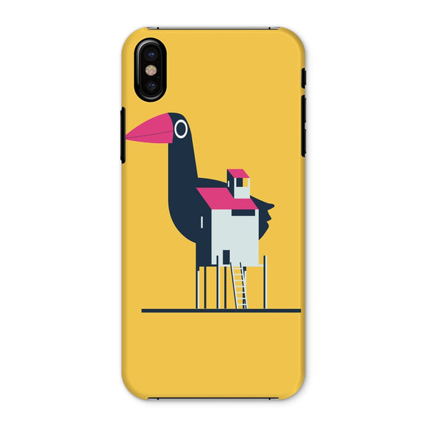 Stilts Town - Paru Pamparu Phone Case Howard Kingston