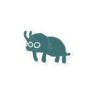 Creatures Menagerie Vinyl Stickers - Mighty Mook