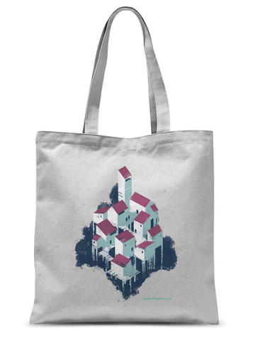 Tree House 3 Tote