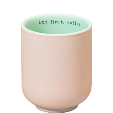 &C x Blond Amsterdam - Pink Coffee Cup