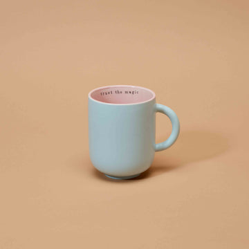 &C x Blond Amsterdam - Light Blue Tea Cup