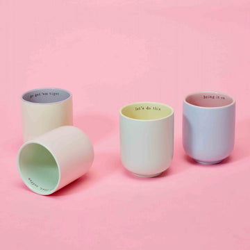 &C x Blond Amsterdam - Coffee Cup Set