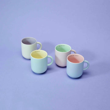 &C x Blond Amsterdam - Tea Cup Set