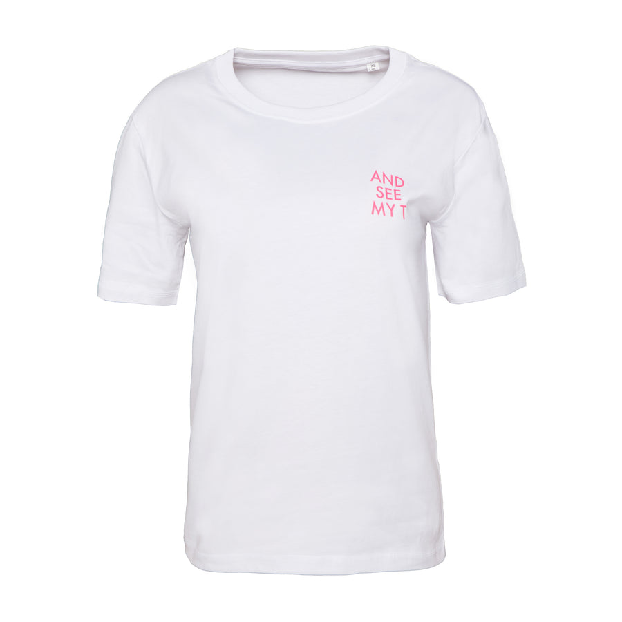 &C COLLECTION <br> T-shirt - And See My T