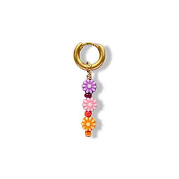 Soof-Juliët - Flower Earring Small