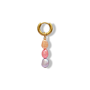 Soof-Juliët - Pearl Earring Small