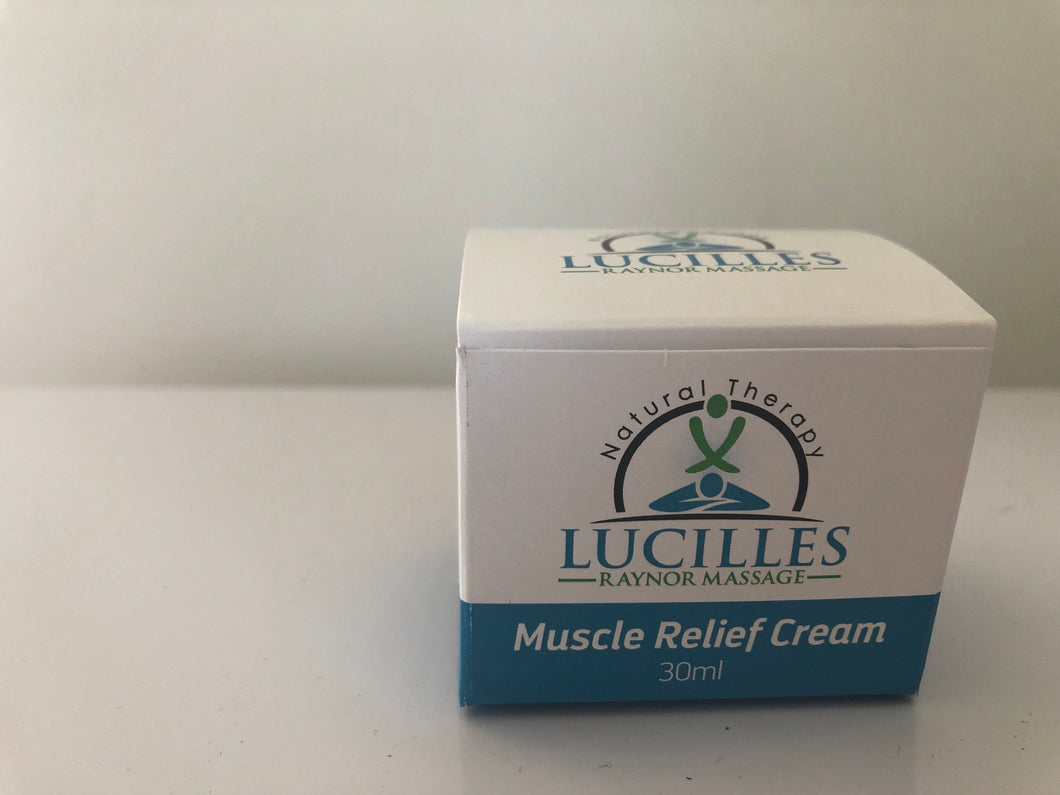 Lucille's Muscle Relief Cream