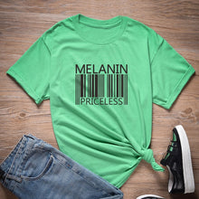 Load image into Gallery viewer, Melanin Priceless Tee