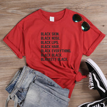 Load image into Gallery viewer, Blackety Black Tee