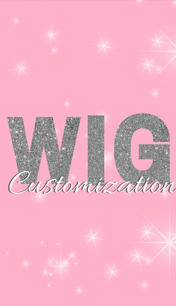 Wig customization