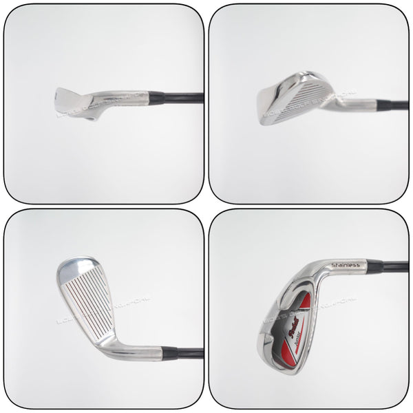 Bob's Golf Fitted Junior Clubs