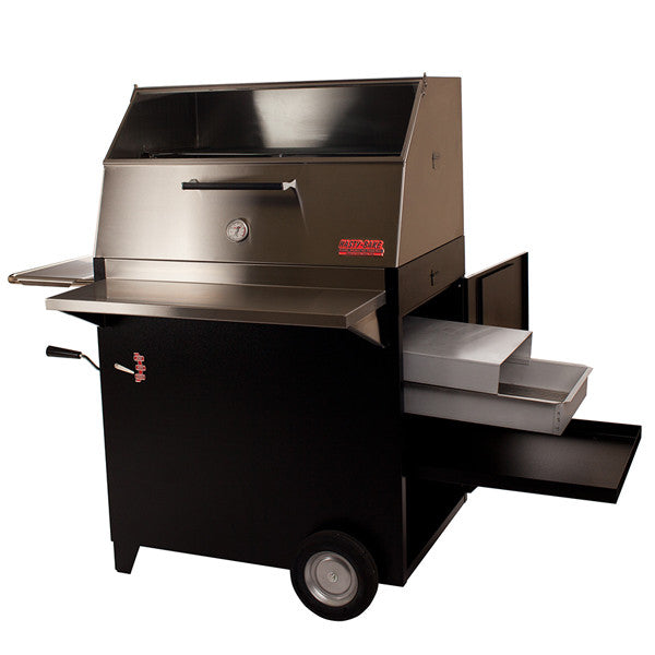 Hasty Bake Gourmet 256 Dual Finish Charcoal Grill Hasty