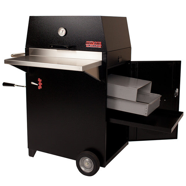 suburban 414 powder coated charcoal grill - Charcoal Grills