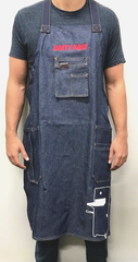 Hasty Bake RedKap Denim Apron