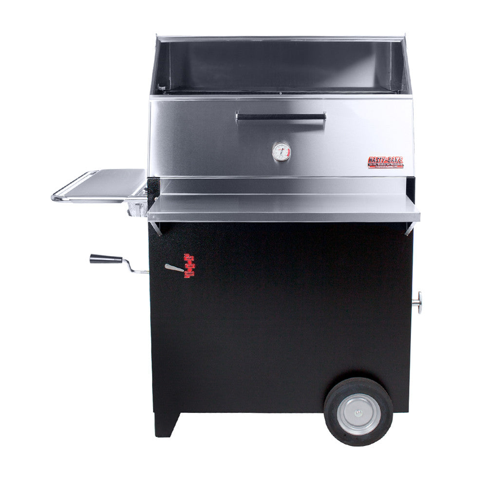 gourmet 256 dual finish charcoal grill - Charcoal Grills