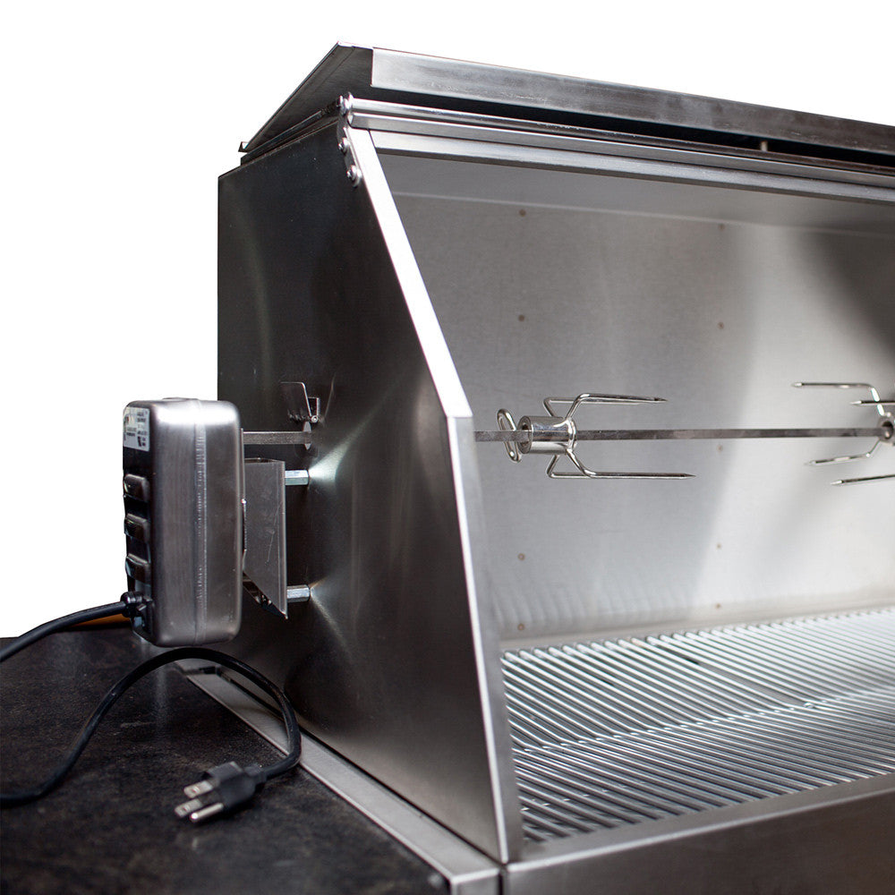 Hasty Bake Small Rotisserie Kit