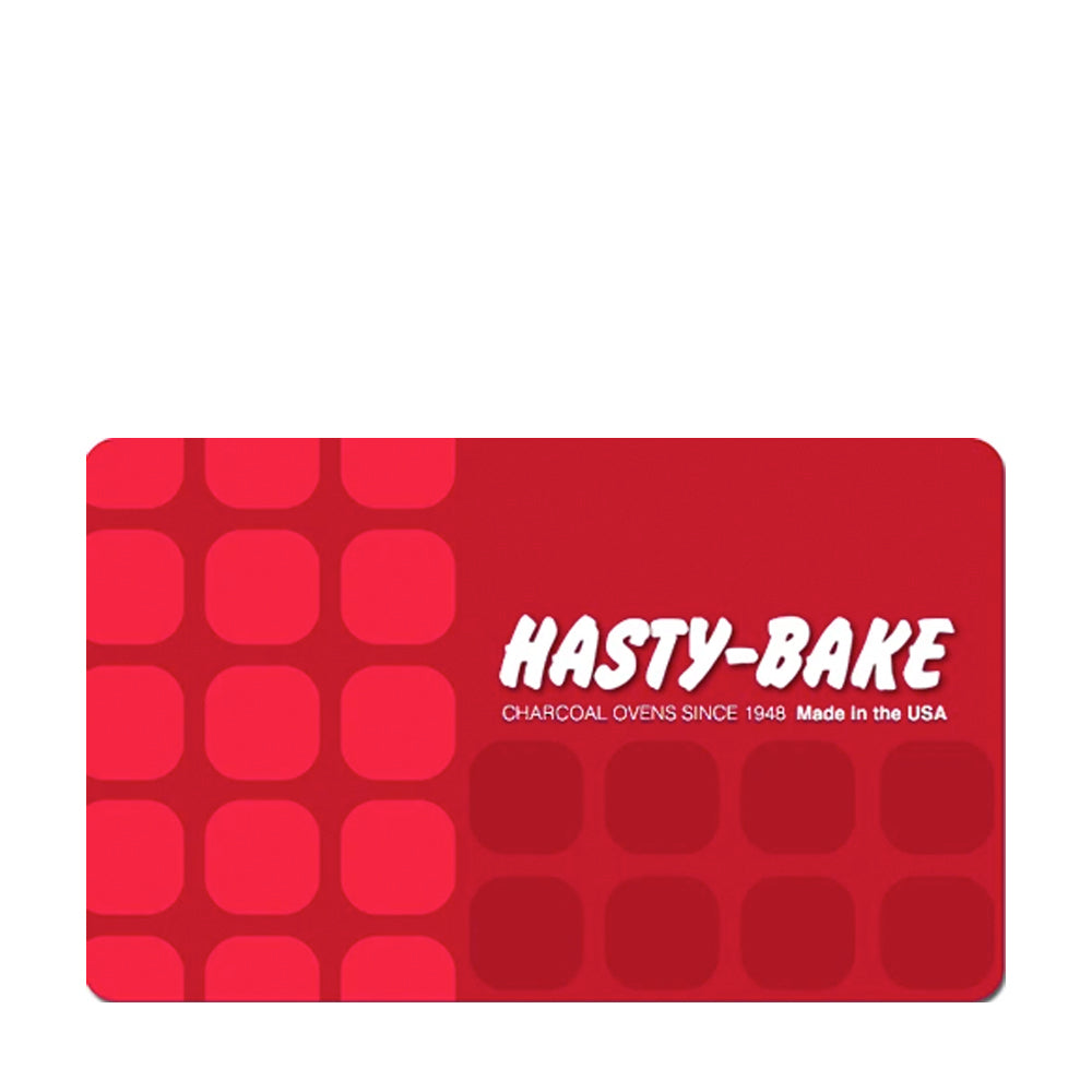 Hasty Bake Gift Card - Online Only