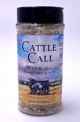 Cattle Call Beef & All Seasoning and Rub
