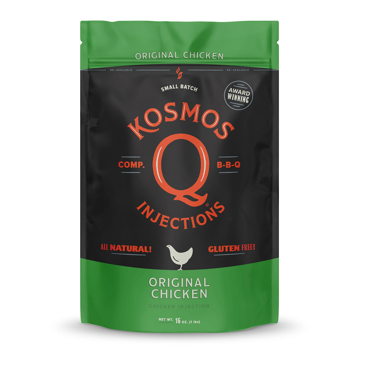 Kosmos Q Chicken Injection