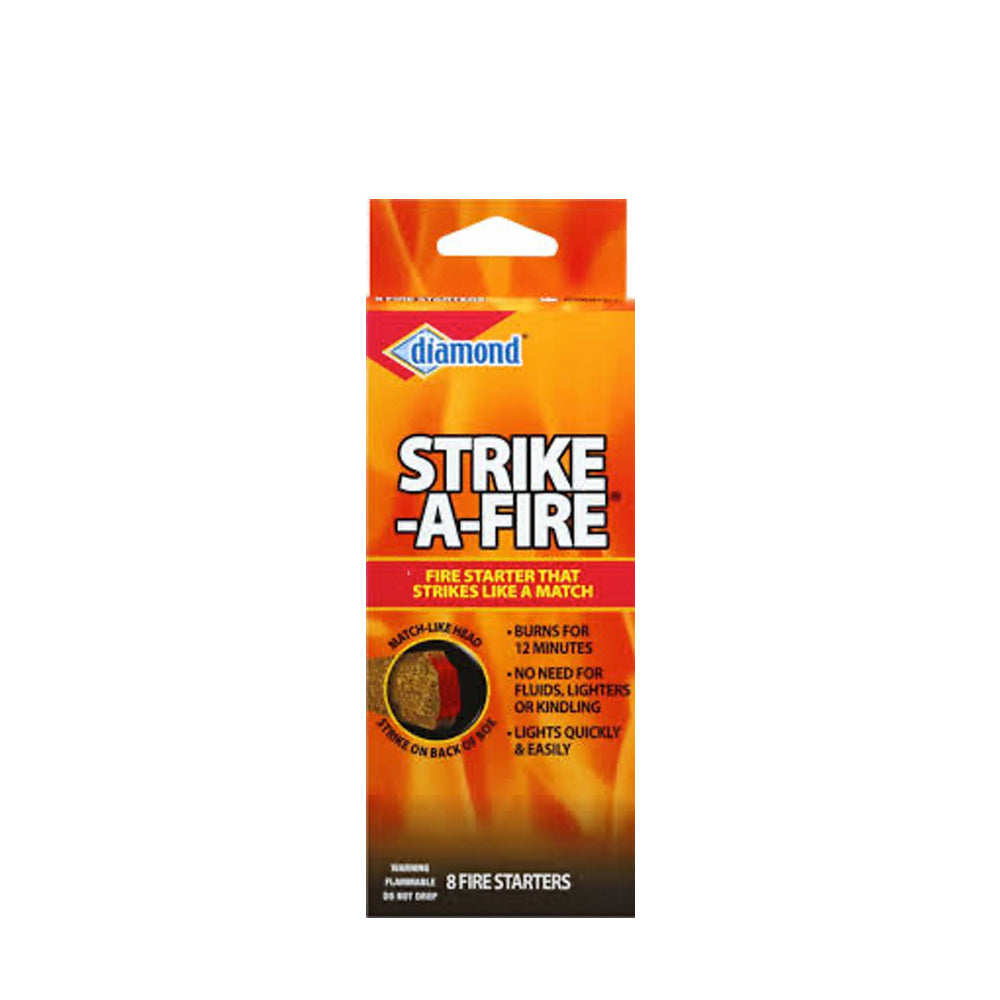 Strike-A-Fire Matches by Diamond