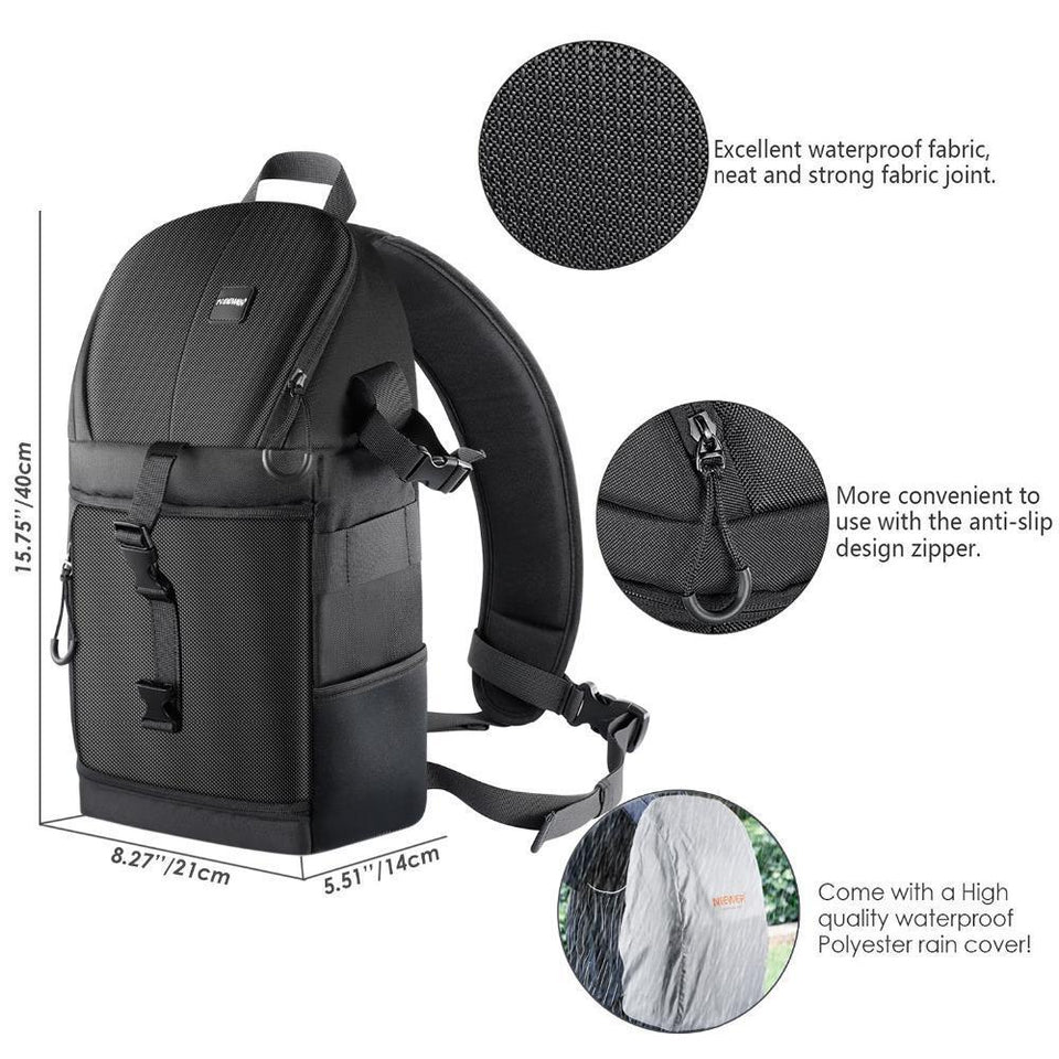 LightPro Professional DSLR Bag