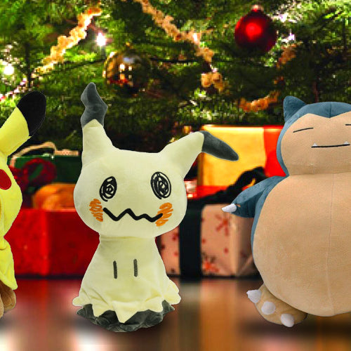 Top 5 POKEMON Gifts for X-Mas 2020