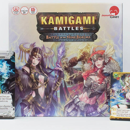 Kamigami Battles: A True Gem for Fans of Anime and Gaming