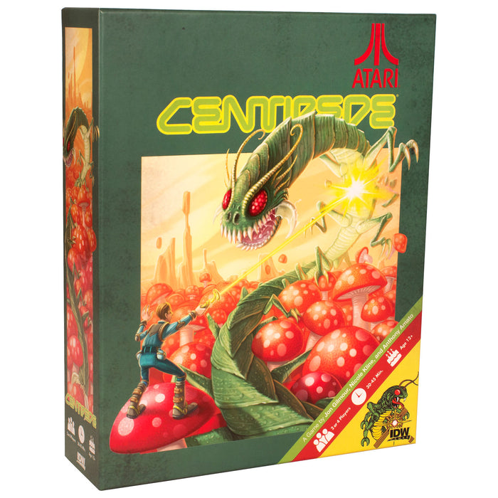 Atari: Centipede Board Game