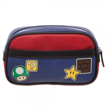 Nintendo - Super Mario Cosmetics Bag / Travel Bag