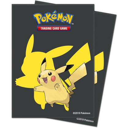 Pokemon Trading Card Game - Ultra Pro - Pikachu - 65 Card Sleeves