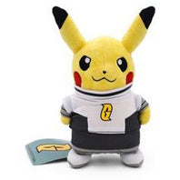 "Pokemon - Pikachu ""TEAM GALACTIC"" Plush (8.5"")"