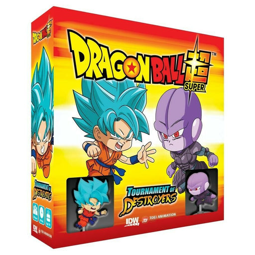 Dragon Ball Super Tournament of Destroyers Board Game (IDW Games) New + SEALED