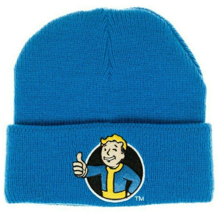 FALLOUT - Winter Beanie Knit Hat - Tuque Toque - FREE SHIPPING !