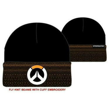 OVERWATCH - Winter Beanie Knit Hat - Tuque Toque - FREE SHIPPING !
