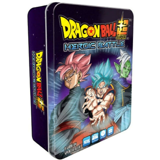 Dragon Ball Super: Heroic Battle Game. IDW Games