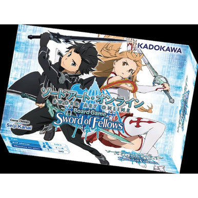 Sword Art Online: Sword Fellows Board Game (Sealed New)