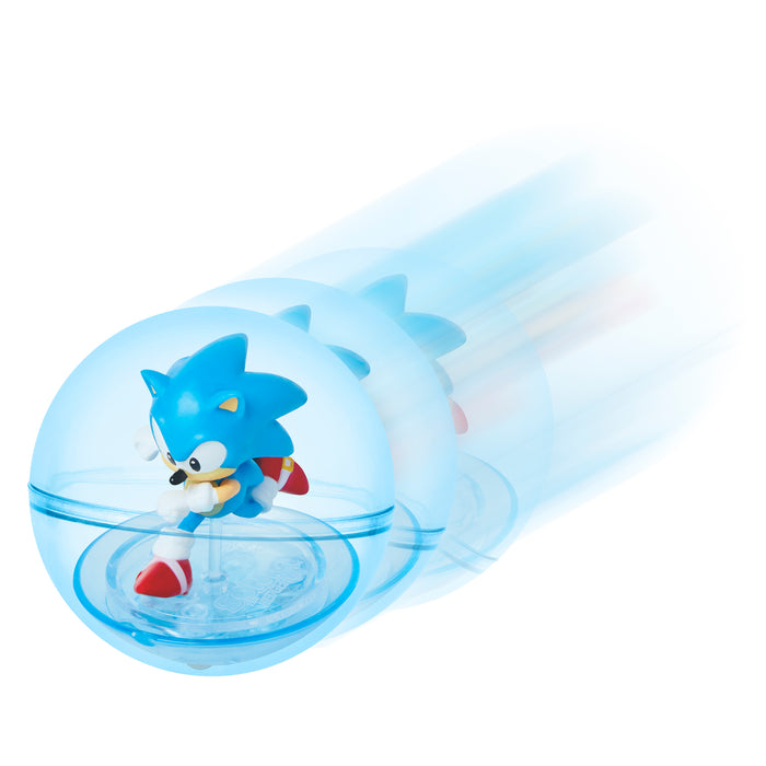 Sonic The Hedgehog - Sonic Sphere Mighty Action Figure