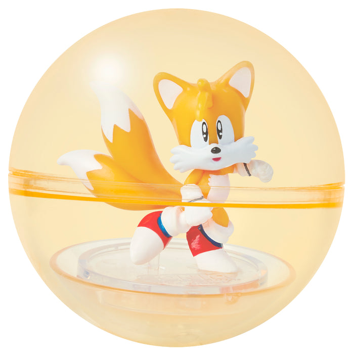 Sonic The Hedgehog - TAILS Sphere Mighty Action Figure