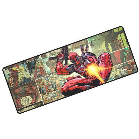 "Marvel Comics: Deadpool - Gaming Mouse Pad (12"" x 31"")"