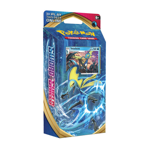 Pokemon TCG - Sword & Shield: Inteleon Theme Deck